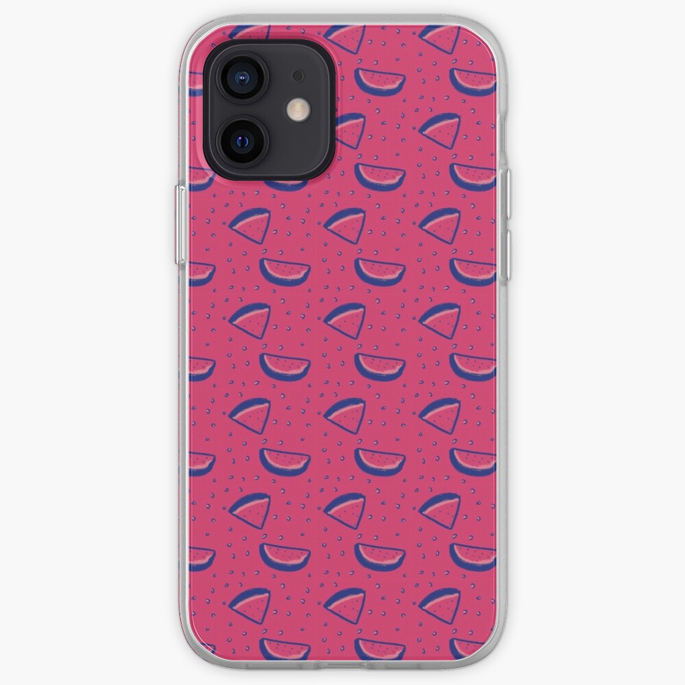 Watermelon Print iPhone Case & Cover