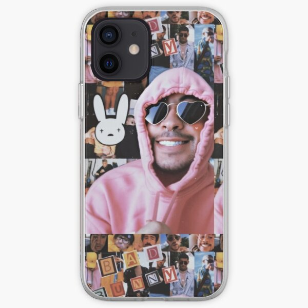 Bad bunny  iPhone Soft Case