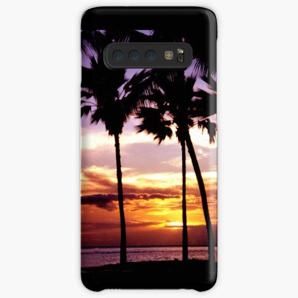 Hawaiian Sunset Samsung Galaxy Snap Case