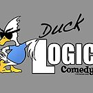 Duck Logic Comedy LOGO by Dave-id