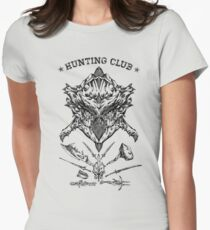 Hunting Club Women's Fitted T-Shirt