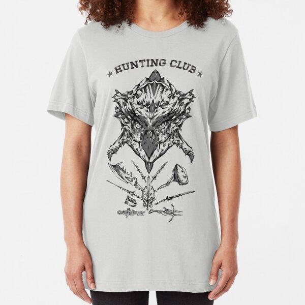 Hunting Club Slim Fit T-Shirt
