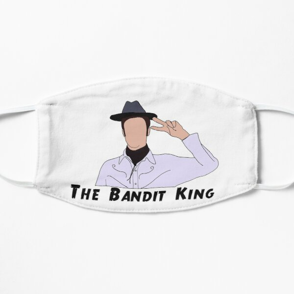 The Bandit King—Trail to Oregon Mask