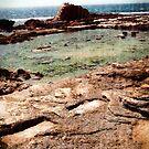 shore of caesarea by Riko2us