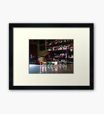 Shots Framed Print