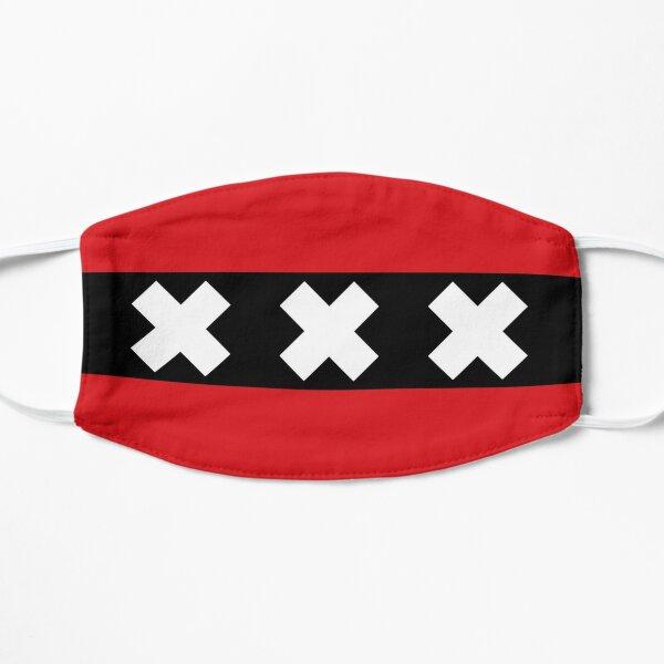 Amsterdam Flag Holiday Gift Netherlands Travelling Travel Mask