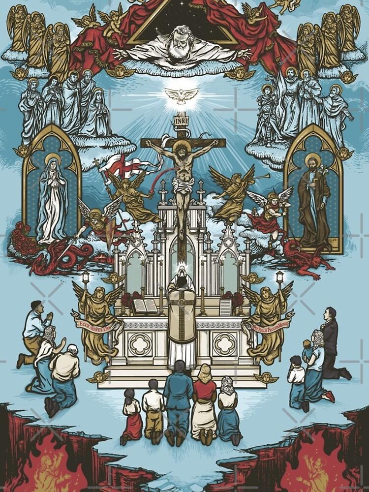 The Glory of the Traditional Latin Mass by BaritusCatholic