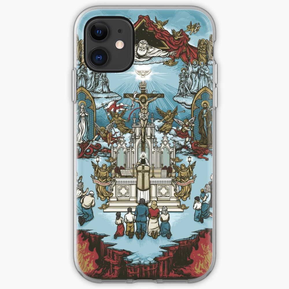 The Glory of the Traditional Latin Mass iPhone Case & Cover