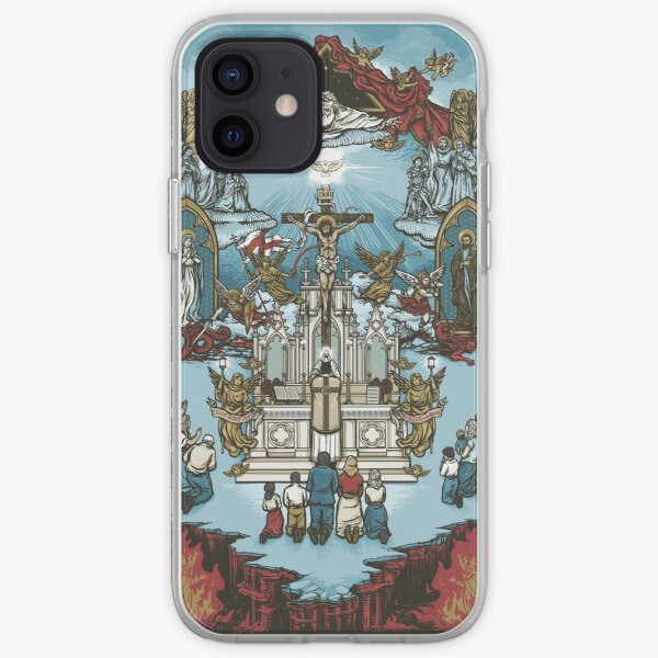 The Glory of the Traditional Latin Mass iPhone Soft Case
