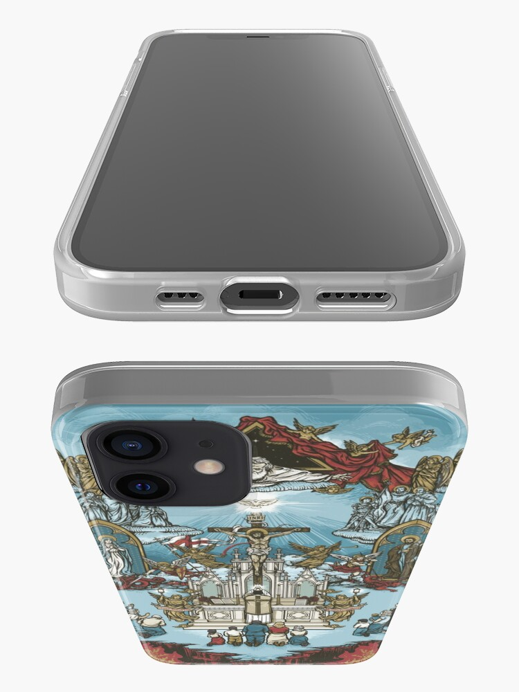 Alternate view of The Glory of the Traditional Latin Mass iPhone Case & Cover