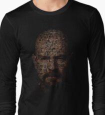 Walter White, Typographic Man of Chemistry T-Shirt
