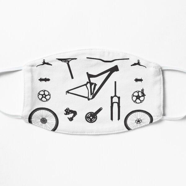 Mountain Bike Parts - MTB Gear Mask