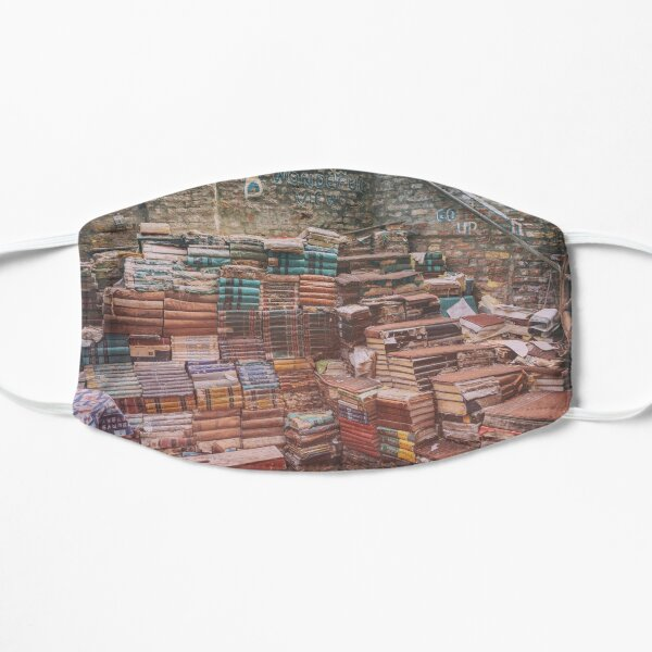 For the Love of Books  Mask