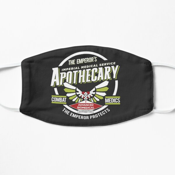 Apothecary - Imperial Medical Service Mask