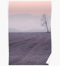Gorenjska sunrise Poster