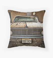 Ninety Eight Throw Pillow
