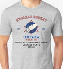 Nuclear Rocket Scientist T-Shirt