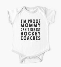Proof Mommy Can't Resist Hockey Coaches Kids Clothes