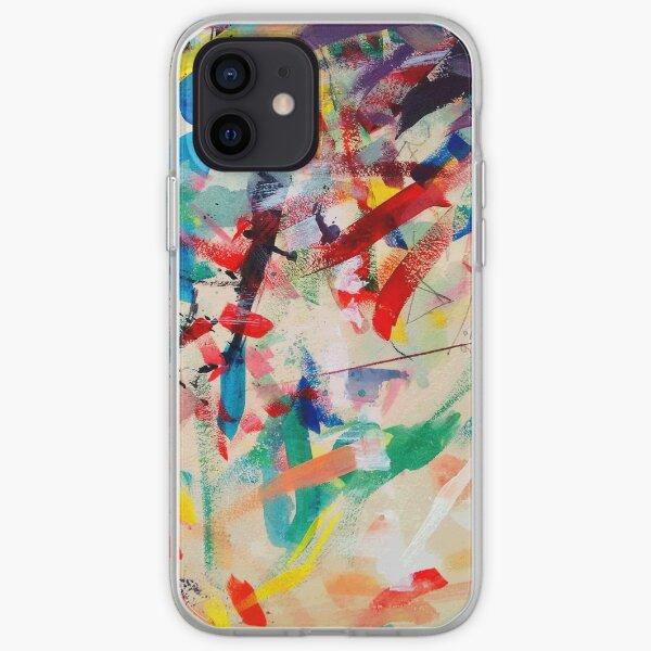 Remanents de peinture Coque souple iPhone