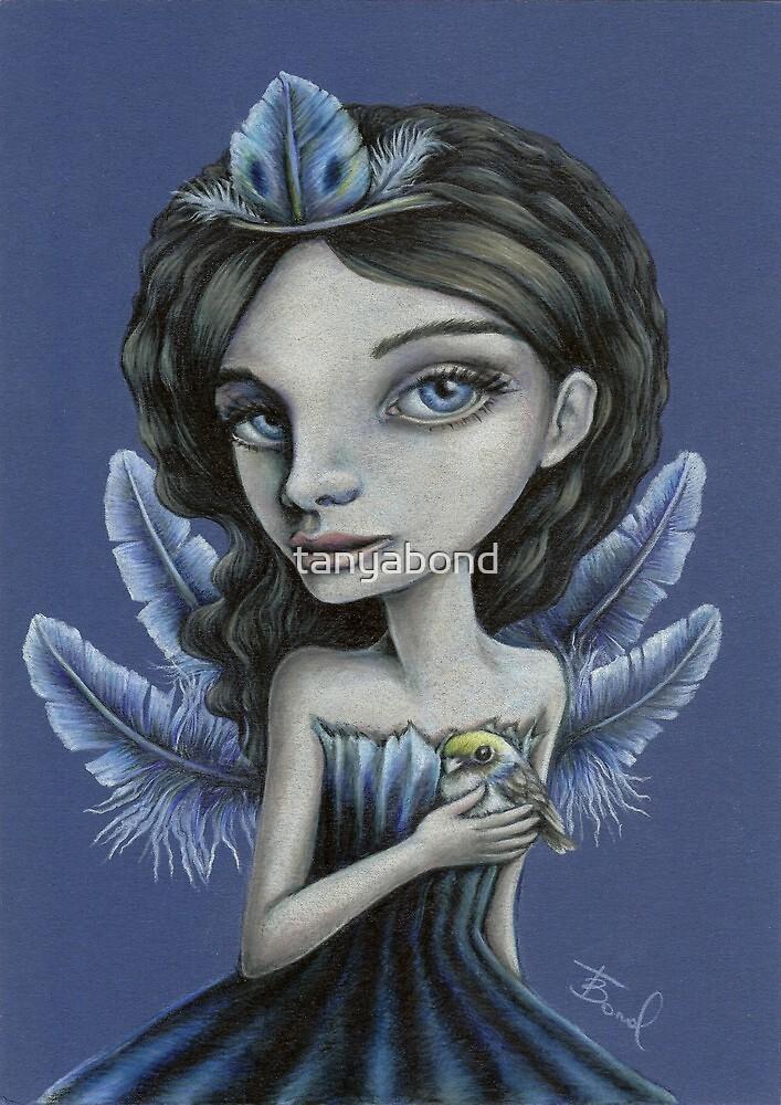 Bird of Luck by tanyabond