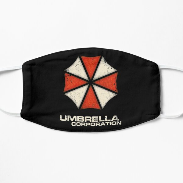 UMBRELLA CORPORATION VINTAGE Masque sans plis