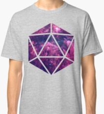 D20 Clouded Vision Classic T-Shirt
