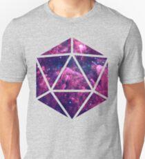 D20 Clouded Vision T-Shirt