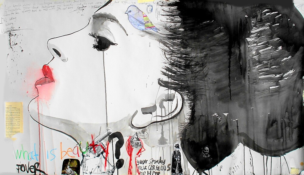 what is beauty? by Loui  Jover