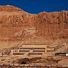 Mortuary Temple of Queen Hatshepsut (1) by eddiechui