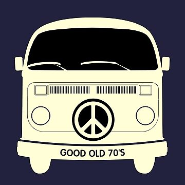 Good Old 70's by monafar