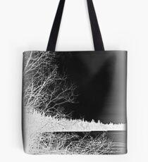 Inside Out Landscape Tote Bag