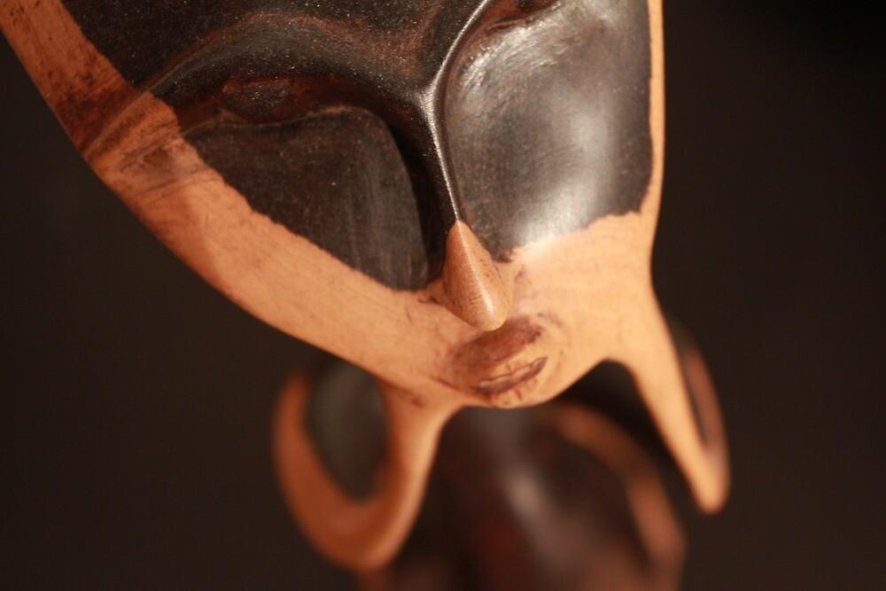 Kenyan woodwork by LUSP