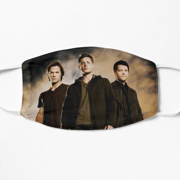Sam, Dean, and Cas Mask