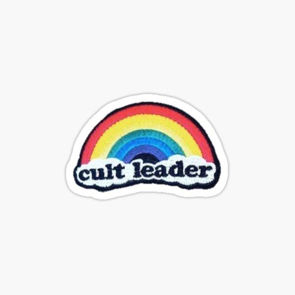 cult leader Sticker