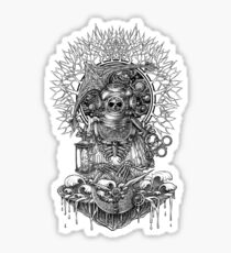 Winya No.73 Sticker