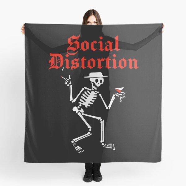 Social Distortion Scarf