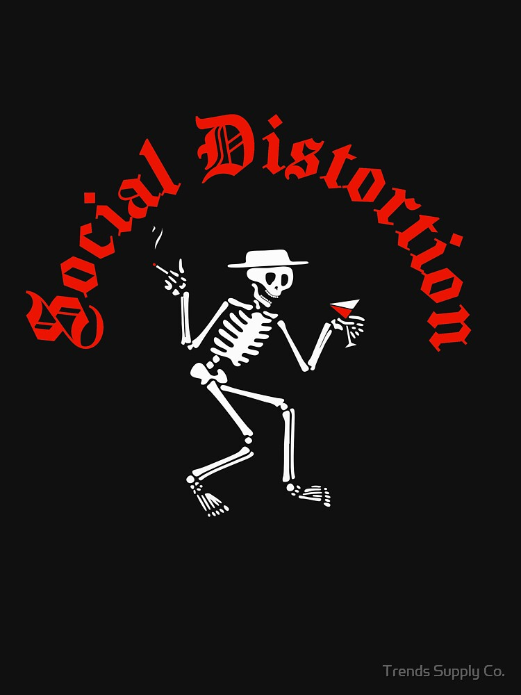 Social Distortion by onemisael