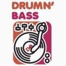 Drum N' Bass by Jonah Block