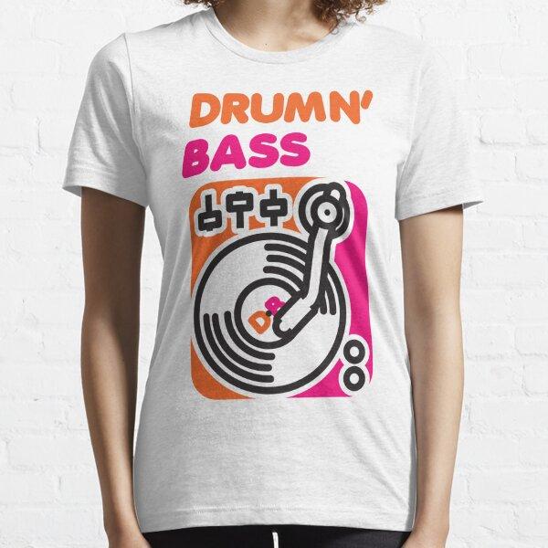 Drum N' Bass Essential T-Shirt