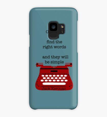 One day Case/Skin for Samsung Galaxy