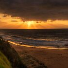 New Day Dawning - Turimetta Beach , Sydney Australia (The Photographers Cut)- The HDR Experience by Philip Johnson