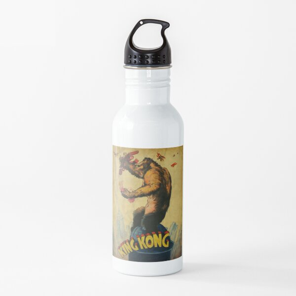 King Kong Botella de agua