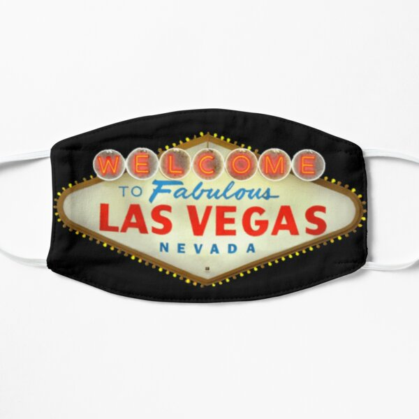 Welcome to Las Vegas Nevada Mask