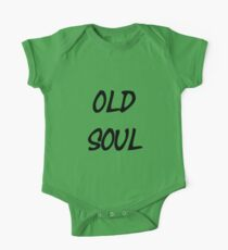 Old Soul One Piece - Short Sleeve