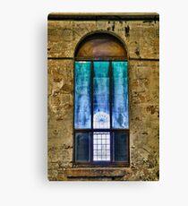 Window to the light Canvas Print