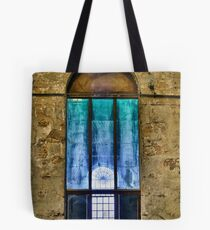 Window to the light Tote Bag