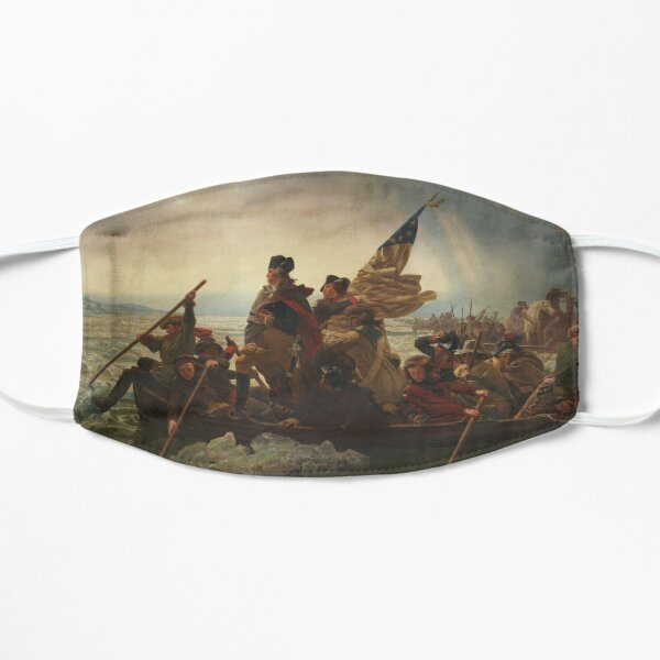 Washington Crossing The Delaware Mask