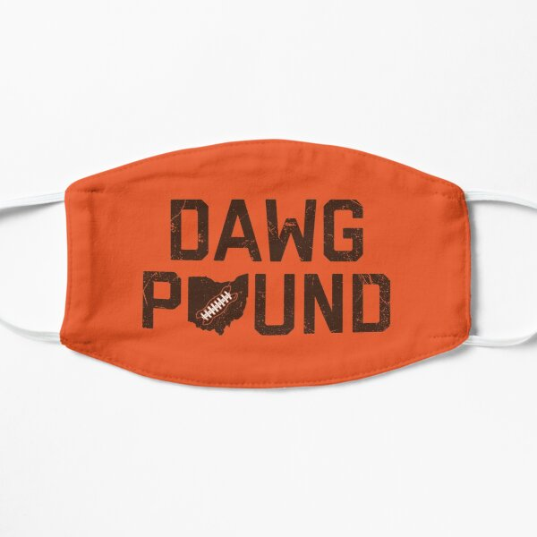 Dawg Pound - Orange Mask