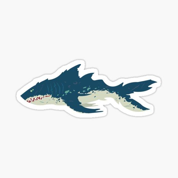 Megalodon - Sea of Thieves  Sticker