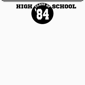 Shermer High School Class of '84 Shirt by windupman